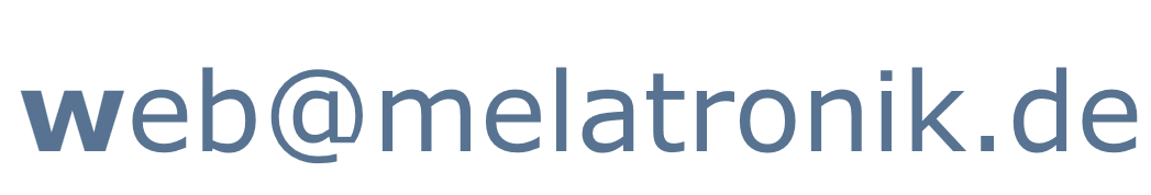 melatronik e-mail